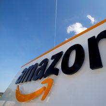 """ES pradeda išsamų tyrimą dėl """"Amazon"""" vartotojų duomenų naudojimo"""