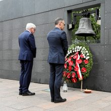 Vokietija prašo Lenkijos atleidimo už nacių nusikaltimus per Antrąjį pasaulinį karą