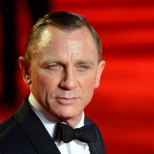 Atskleidė, kada pasirodys naujas filmas apie Džeimsą Bondą