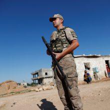 Susirėmimas prie Kirgizijos ir Tadžikijos sienos: žuvo keturi pasieniečiai