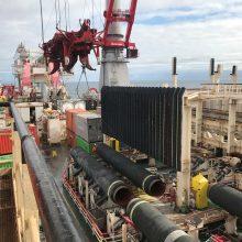 """Rusijos vicepremjeras: """"Nord Stream 2"""" pradės veikti 2020-ųjų viduryje"""