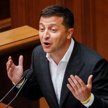 Ukraina: niekada neleisime, kad šalis taptų federacija ir netektų savo teritorijų