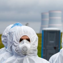 G. Nausėda dar mato erdvės ieškoti susitarimo dėl Astravo AE elektros