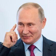 Kremliui siekiant didesnės įtakos Afrikoje, V. Putinas rengia viršūnių susitikimą