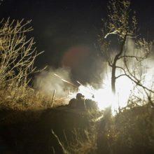 Europos Sąjunga reiškia susirūpinimą dėl eskalacijos Rytų Ukrainoje