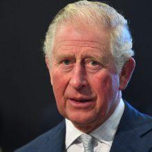 Praėjus savaitei po koronaviruso diagnozės, princas Charlesas baigė saviizoliaciją