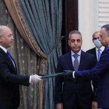 Irake paskirtas trečias premjeras per pastaruosius metus