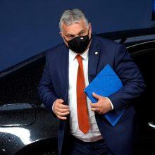 Įveikti V. Orbaną besitikinti Vengrijos opozicija dalyvauja pirminiuose rinkimuose