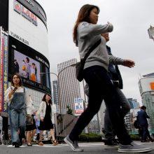 Apklausa: 50 proc. japonų pasisako už olimpinių žaidynių rengimą jų šalyje