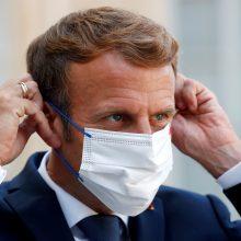 Prancūzija atšaukė savo ambasadorius Australijoje ir JAV