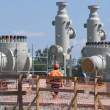 """JAV pritarė """"Nord Stream 2"""" įstatymo projektui: bus taikomos sankcijos"""