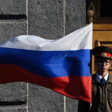 """Prokurorai: JAV fondo """"Free Russia"""" veikla – grėsmė Rusijos konstitucinei santvarkai"""