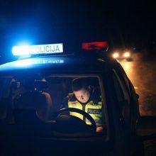Vilniuje partrenktas vyras: pėsčiasis kirto gatvę neleistinoje vietoje