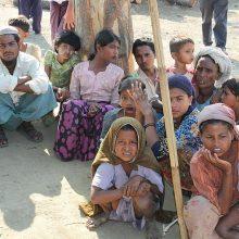 JT: 600 tūkst. rohinjų musulmonų Mianmare iškilusi rimta genocido grėsmė