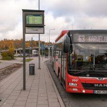 Vilnius jau ruošiasi: artėjant Motinos dienai – dažniau kursuojantys ir talpesni autobusai