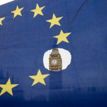 """Europos Sąjunga nemato pagrindo naujoms """"Brexit"""" deryboms"""