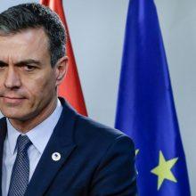 Ispanijos premjeras pralaimėjo pirmąjį parlamento balsavimą dėl pasitikėjimo