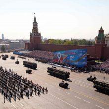 Jungtinės Tautos ragina JAV ir Rusiją pratęsti ginkluotės mažinimo sutartį