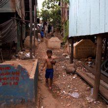JT: Centrinėje Amerikoje 1,4 mln. žmonių reikalinga pagalba maistu