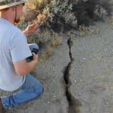 Kretoje įvyko stiprus žemės drebėjimas