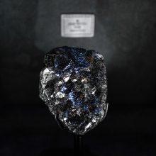 Paryžiuje pristatytas antras didžiausias pasaulyje nešlifuotas deimantas
