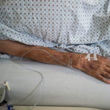 Ligoninėse dėl koronaviruso gydomi septyni žmonės