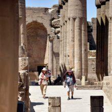 Egiptas atidaro oro uostus, muziejus, Gizos piramides