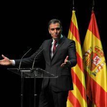 Ispanija suteiks malonę devyniems kalinamiems katalonų separatistams