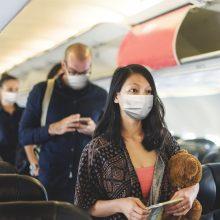 ES turizmas dėl pandemijos pernai sumenko perpus