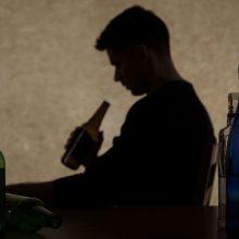 Neramumai Marijampolėje: nepilnametis apsinuodijo alkoholiu