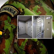 Tauragėje sulaikytas karys: įtariama, pirko narkotikų