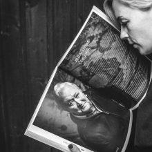 Fotografė L. Adinavičienė: man įdomūs žmonės, kurie nuo manęs nesidengia