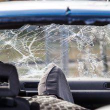 Skaudi nelaimė Radviliškyje: žuvo automobilio partrenktas vyras