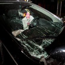 Praėjusi para šalies keliuose: užregistruota 40 eismo įvykių, sužeisti šeši žmonės