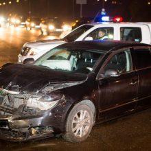 Praėjusi para keliuose: registruota daugiau nei pusšimtis eismo įvykių, sužeisti keturi žmonės