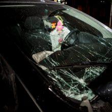 Praėjusią parą per eismo įvykius nukentėjo šešiolika žmonių, tarp jų – keturi nepilnamečiai
