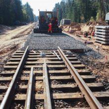 """Baltijos šalių vadovai perspėja nekirpti ES finansavimo """"Rail Baltica"""" projektui"""