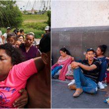 ES skirs 30 mln. eurų su migrantais iš Venesuelos besitvarkančiai Kolumbijai