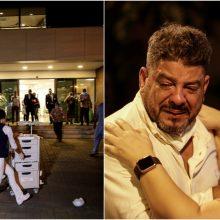 Brazilijos ligoninėje įsiplieskė gaisras: žuvo mažiausiai dešimt žmonių