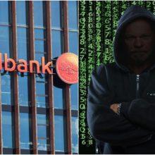 """""""Swedbank"""" įspėja: suaktyvėjo sukčiai, ieškantys """"pinigų mulų"""""""