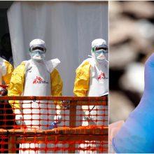 Kongas bando sustabdyti Ebolos karštligę: pradės naudoti antrą eksperimentinę vakciną