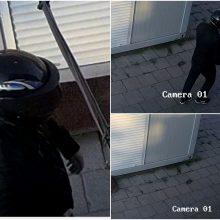 Šiaulių policija prašo pagalbos: gal atpažįstate šį vyrą?