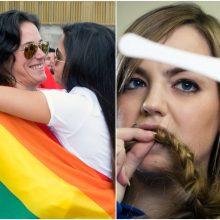 Šiaurės Airijoje liberalizuoti įstatymai dėl abortų ir homoseksualių asmenų santuokų