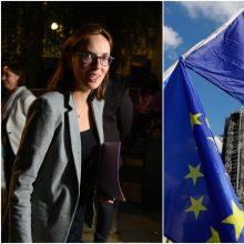 Prancūzijos ministrė: susitarimas pasiektas, dabar jį reikia įgyvendinti