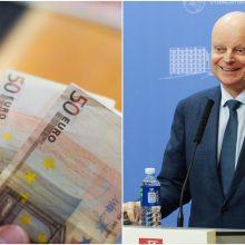 S. Skvernelis: parlamentarų atlyginimai yra Seimo apsisprendimas