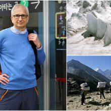 Apie alpinistų gyvenimą – atvirai ir be pagražinimų