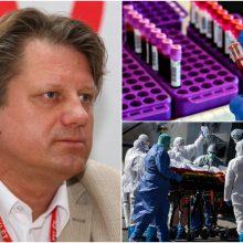 S. Čaplinskas apie švedų kovą su koronavirusu: ar tikrai jie elgiasi teisingai?
