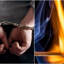 Šiurpinanti padegto vyro drama Lazdijuose: sulaikytas vienas įtariamasis