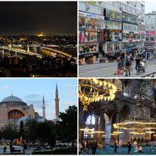 Po Stambulą – studentiškų prisiminimų takais