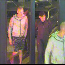 Šiaulių policija prašo pagalbos – gal atpažįstate šiuos vaikinus?